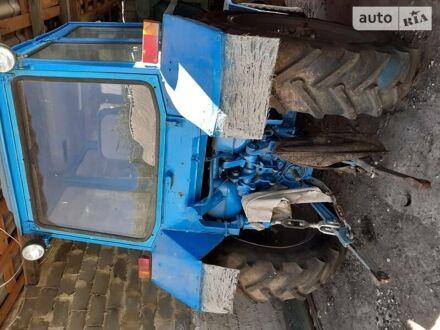 Синий МТЗ 80 Беларус, объемом двигателя 4.7 л и пробегом 150 тыс. км за 6000 $, фото 1 на Automoto.ua