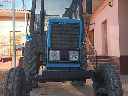 Синий МТЗ 80 Беларус, объемом двигателя 0 л и пробегом 28 тыс. км за 6000 $, фото 1 на Automoto.ua