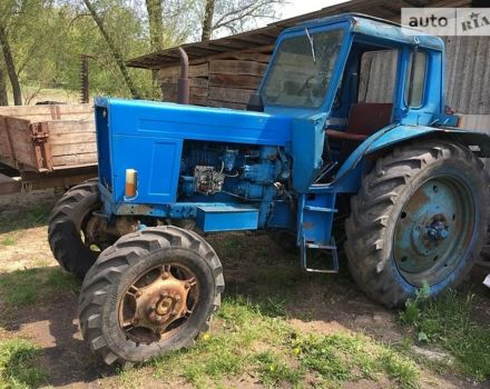 Синий МТЗ 82 Беларус, объемом двигателя 0 л и пробегом 100 тыс. км за 5300 $, фото 1 на Automoto.ua