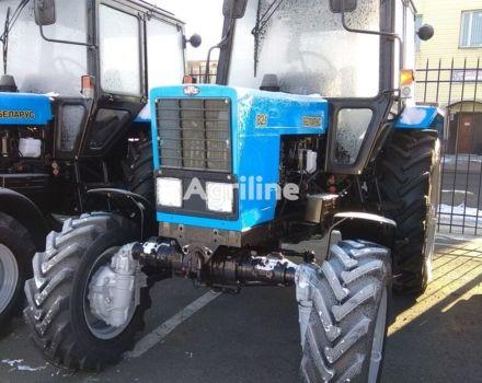 Синій МТЗ 82.1 Білорус, об'ємом двигуна 0 л та пробігом 1 тис. км за 20992 $, фото 1 на Automoto.ua