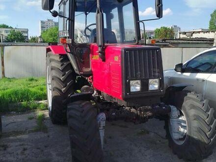 Красный МТЗ 892 Беларус, объемом двигателя 4.75 л и пробегом 1 тыс. км за 17284 $, фото 1 на Automoto.ua