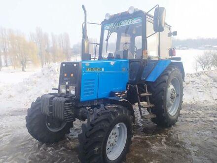 Синий МТЗ 892 Беларус, объемом двигателя 0 л и пробегом 1 тыс. км за 14700 $, фото 1 на Automoto.ua