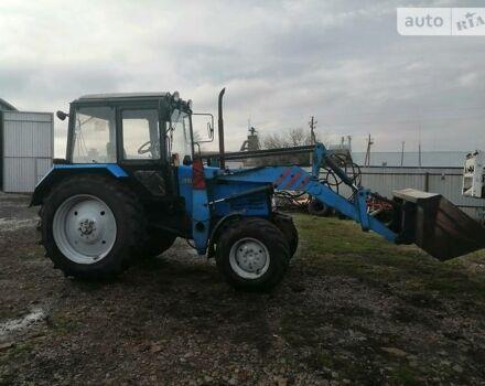 Синий МТЗ 892 Беларус, объемом двигателя 0 л и пробегом 2 тыс. км за 17000 $, фото 1 на Automoto.ua