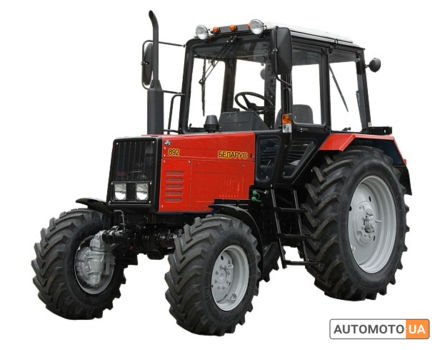 МТЗ 892.2, об'ємом двигуна 4.75 л та пробігом 0 тис. км за 22672 $, фото 1 на Automoto.ua