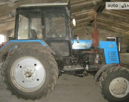 МТЗ 920 Білорус, об'ємом двигуна 0 л та пробігом 3 тис. км за 11000 $, фото 1 на Automoto.ua