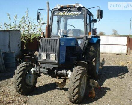 Синій МТЗ 920 Білорус, об'ємом двигуна 4.75 л та пробігом 4 тис. км за 11500 $, фото 1 на Automoto.ua