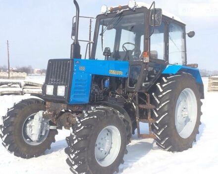 Синій МТЗ 920 Білорус, об'ємом двигуна 4.7 л та пробігом 1 тис. км за 0 $, фото 1 на Automoto.ua