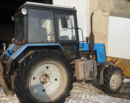Синій МТЗ 920 Білорус, об'ємом двигуна 4 л та пробігом 1 тис. км за 13500 $, фото 1 на Automoto.ua