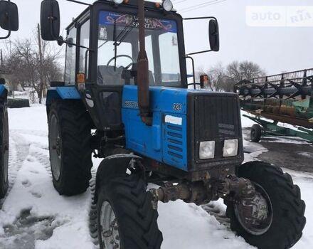 МТЗ 920 Білорус, об'ємом двигуна 0 л та пробігом 5 тис. км за 11828 $, фото 1 на Automoto.ua