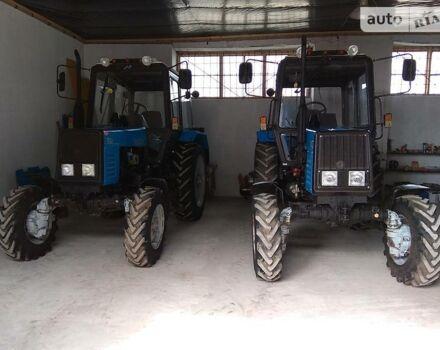 Синій МТЗ 920 Білорус, об'ємом двигуна 4 л та пробігом 1 тис. км за 13700 $, фото 1 на Automoto.ua