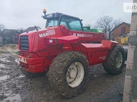 Красный Маниту MLT 628, объемом двигателя 1 л и пробегом 1 тыс. км за 17800 $, фото 1 на Automoto.ua