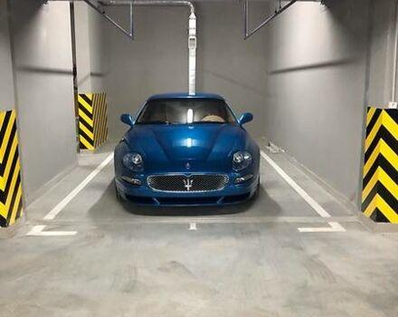 Синий Мазерати Гран Спорт, объемом двигателя 4.2 л и пробегом 12 тыс. км за 40000 $, фото 1 на Automoto.ua