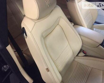 Черный Мазерати Грантуризмо, объемом двигателя 4.7 л и пробегом 30 тыс. км за 70000 $, фото 1 на Automoto.ua