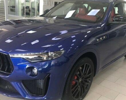 купити нове авто Мазераті Леванте 2020 року від офіційного дилера «Одесса-АВТО» Мазераті фото