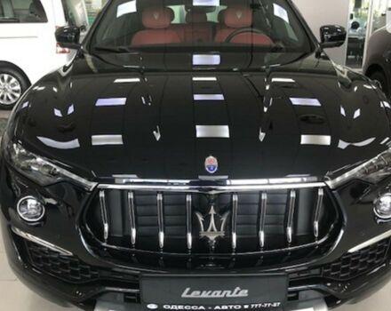 купити нове авто Мазераті Леванте 2021 року від офіційного дилера «Одесса-АВТО» Мазераті фото