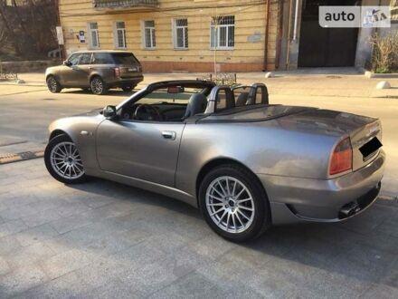 Сірий Мазераті Spyder, об'ємом двигуна 4.2 л та пробігом 36 тис. км за 19999 $, фото 1 на Automoto.ua