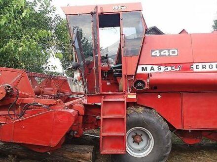 Красный Массей Фергюсон 440, объемом двигателя 0 л и пробегом 25 тыс. км за 10500 $, фото 1 на Automoto.ua