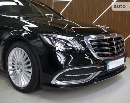 Черный Майбах S500, объемом двигателя 4.7 л и пробегом 38 тыс. км за 175000 $, фото 1 на Automoto.ua