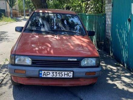 Красный Мазда 121, объемом двигателя 1.3 л и пробегом 260 тыс. км за 1100 $, фото 1 на Automoto.ua
