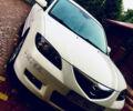 Белый Мазда 3, объемом двигателя 1.6 л и пробегом 144 тыс. км за 6600 $, фото 1 на Automoto.ua