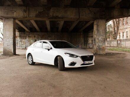 Белый Мазда 3, объемом двигателя 2 л и пробегом 85 тыс. км за 12200 $, фото 1 на Automoto.ua