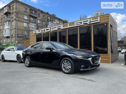 Черный Мазда 3, объемом двигателя 2.5 л и пробегом 4 тыс. км за 18500 $, фото 1 на Automoto.ua