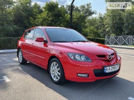Красный Мазда 3, объемом двигателя 1.6 л и пробегом 51 тыс. км за 8900 $, фото 1 на Automoto.ua