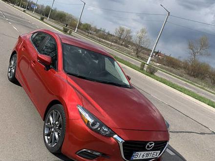 Красный Мазда 3, объемом двигателя 2.5 л и пробегом 92 тыс. км за 13999 $, фото 1 на Automoto.ua