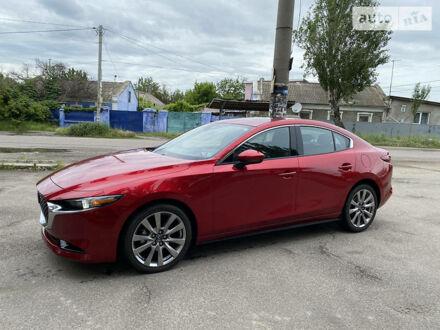 Красный Мазда 3, объемом двигателя 2.5 л и пробегом 9 тыс. км за 21777 $, фото 1 на Automoto.ua