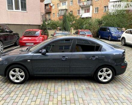 Серый Мазда 3, объемом двигателя 1.6 л и пробегом 170 тыс. км за 8500 $, фото 1 на Automoto.ua
