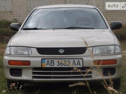 Бежевый Мазда 323, объемом двигателя 1.5 л и пробегом 300 тыс. км за 3200 $, фото 1 на Automoto.ua