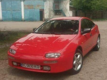 Красный Мазда 323, объемом двигателя 1.5 л и пробегом 300 тыс. км за 3333 $, фото 1 на Automoto.ua