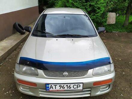 Серый Мазда 323, объемом двигателя 1.3 л и пробегом 170 тыс. км за 2250 $, фото 1 на Automoto.ua