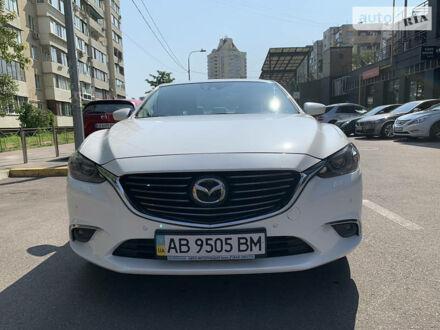 Белый Мазда 6, объемом двигателя 2.5 л и пробегом 89 тыс. км за 22000 $, фото 1 на Automoto.ua