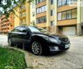 Черный Мазда 6, объемом двигателя 2 л и пробегом 116 тыс. км за 9500 $, фото 1 на Automoto.ua