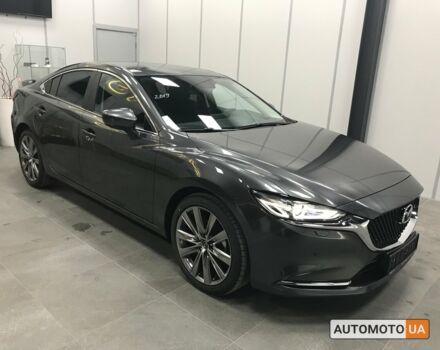 купить новое авто Мазда 6 2021 года от официального дилера Mazda Ивано-Франковск Мазда фото