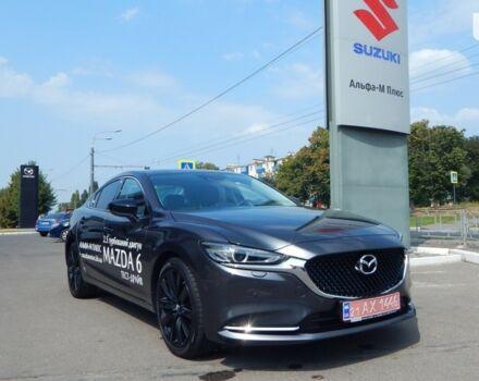 купить новое авто Мазда 6 2021 года от официального дилера MAZDA на Гагаріна Мазда фото