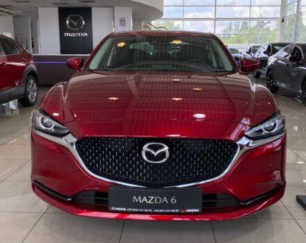 купити нове авто Мазда 6 2021 року від офіційного дилера Автоцентр Mazda Дніпро Мазда фото