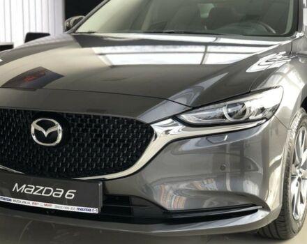 купити нове авто Мазда 6 2021 року від офіційного дилера Автомир Mazda Мазда фото