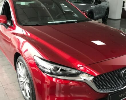 купити нове авто Мазда 6 2021 року від офіційного дилера Mazda на Почайній Мазда фото