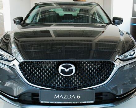 купити нове авто Мазда 6 2021 року від офіційного дилера Форвард-Авто Мазда фото