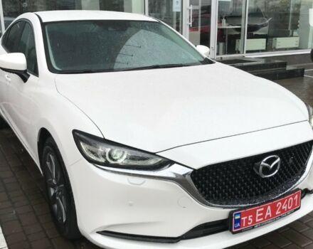 купить новое авто Мазда 6 2021 года от официального дилера Mazda на Почайній Мазда фото