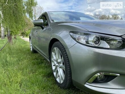 Серый Мазда 6, объемом двигателя 2.5 л и пробегом 171 тыс. км за 11050 $, фото 1 на Automoto.ua