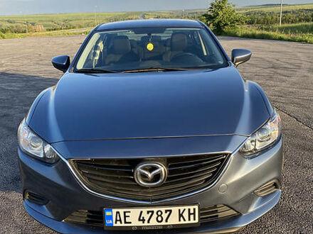 Синий Мазда 6, объемом двигателя 2.5 л и пробегом 89 тыс. км за 12700 $, фото 1 на Automoto.ua
