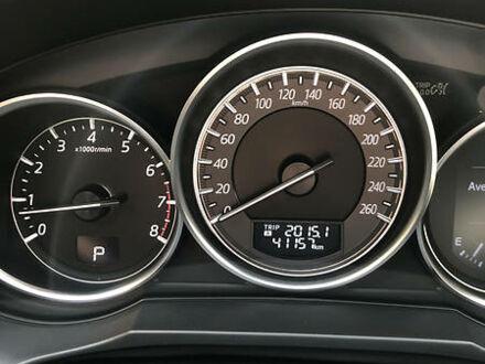Синій Мазда 6, об'ємом двигуна 2.5 л та пробігом 41 тис. км за 14000 $, фото 1 на Automoto.ua