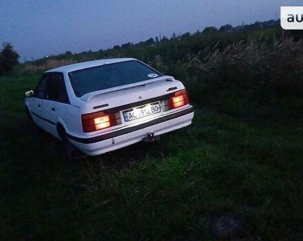Білий Мазда 626, об'ємом двигуна 2 л та пробігом 409 тис. км за 1500 $, фото 1 на Automoto.ua