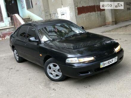 Черный Мазда 626, объемом двигателя 0 л и пробегом 250 тыс. км за 1850 $, фото 1 на Automoto.ua