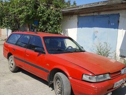 Красный Мазда 626, объемом двигателя 1.98 л и пробегом 1 тыс. км за 2000 $, фото 1 на Automoto.ua