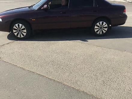 Красный Мазда 626, объемом двигателя 2 л и пробегом 15 тыс. км за 4500 $, фото 1 на Automoto.ua