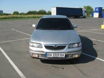 Серебряный Мазда 626, объемом двигателя 2 л и пробегом 500 тыс. км за 4300 $, фото 1 на Automoto.ua